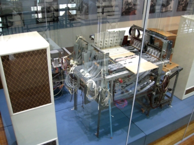 The Oramics Machine at the Science Museum