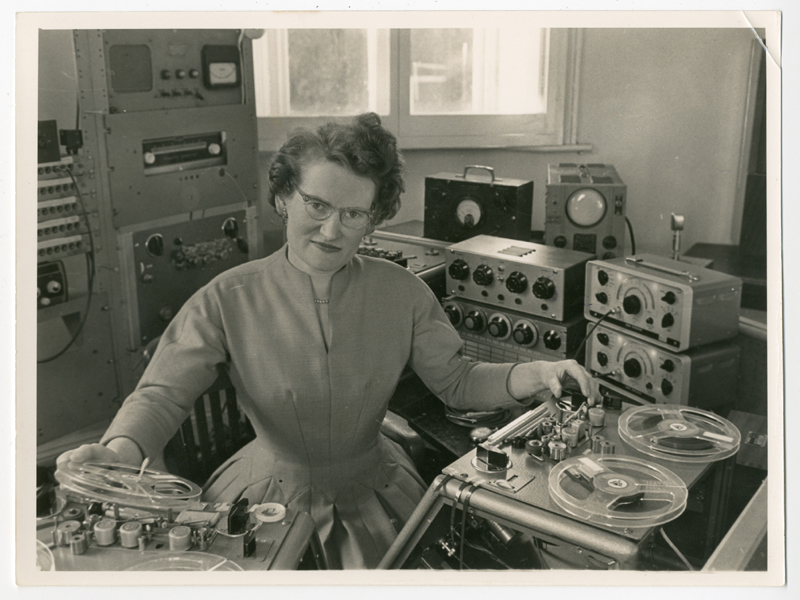 Meet Four Women Who Pioneered Electronic Music: Daphne Oram